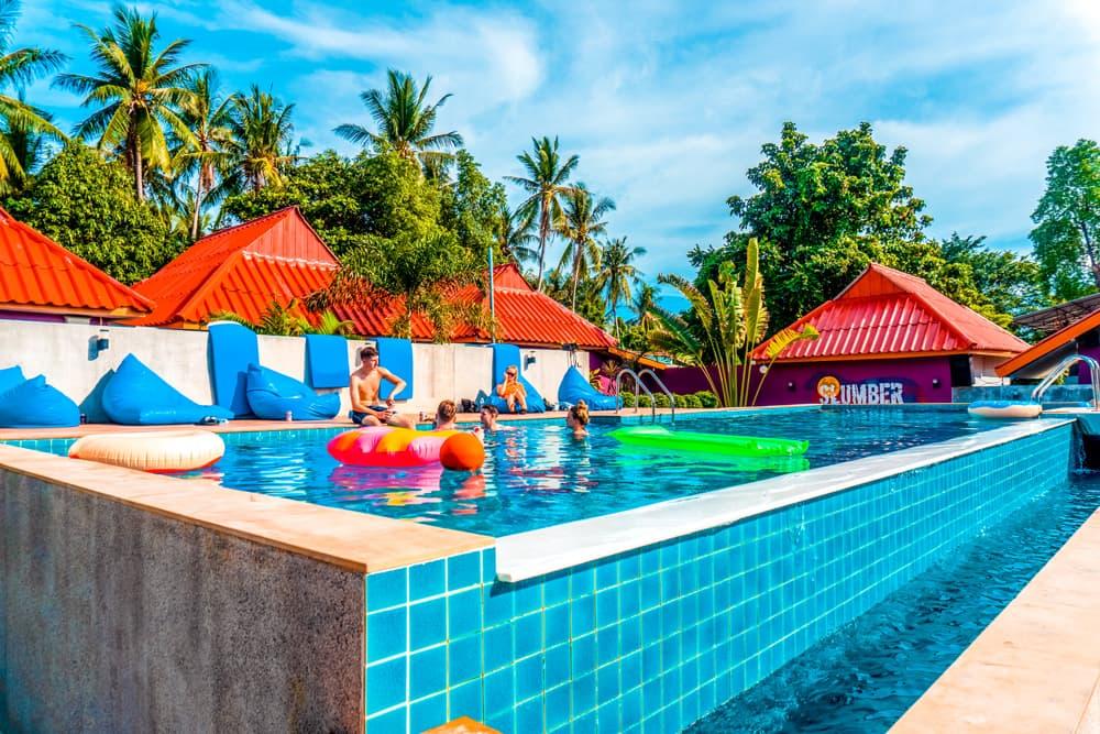 Collective Hospitality Slumber Party Hostel Koh Phangan
